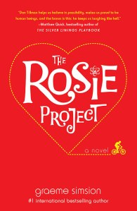 The Rosie Project (10/1/13) by Graeme Simsion