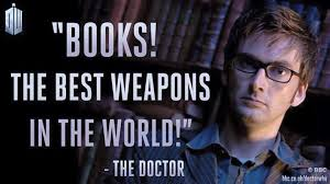 Books The Best Weapon in the world