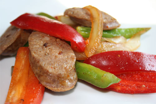 sausagepeppers