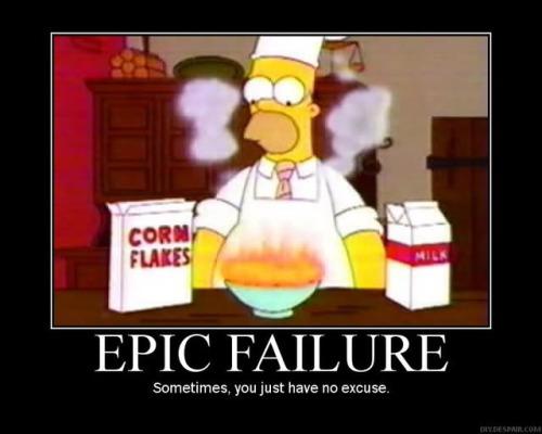 kitchen fail